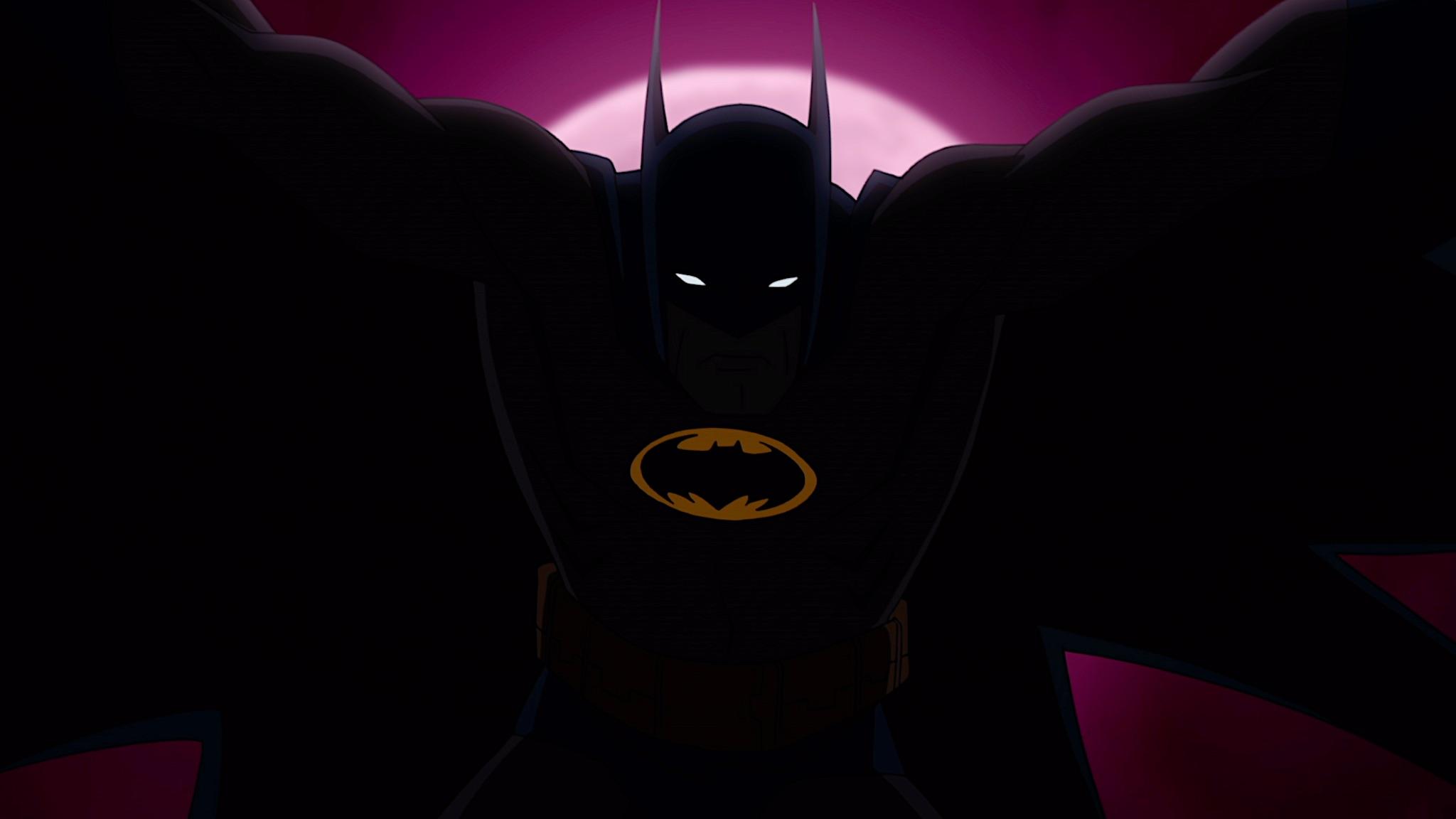 Batman-TMNT Bat silhouette