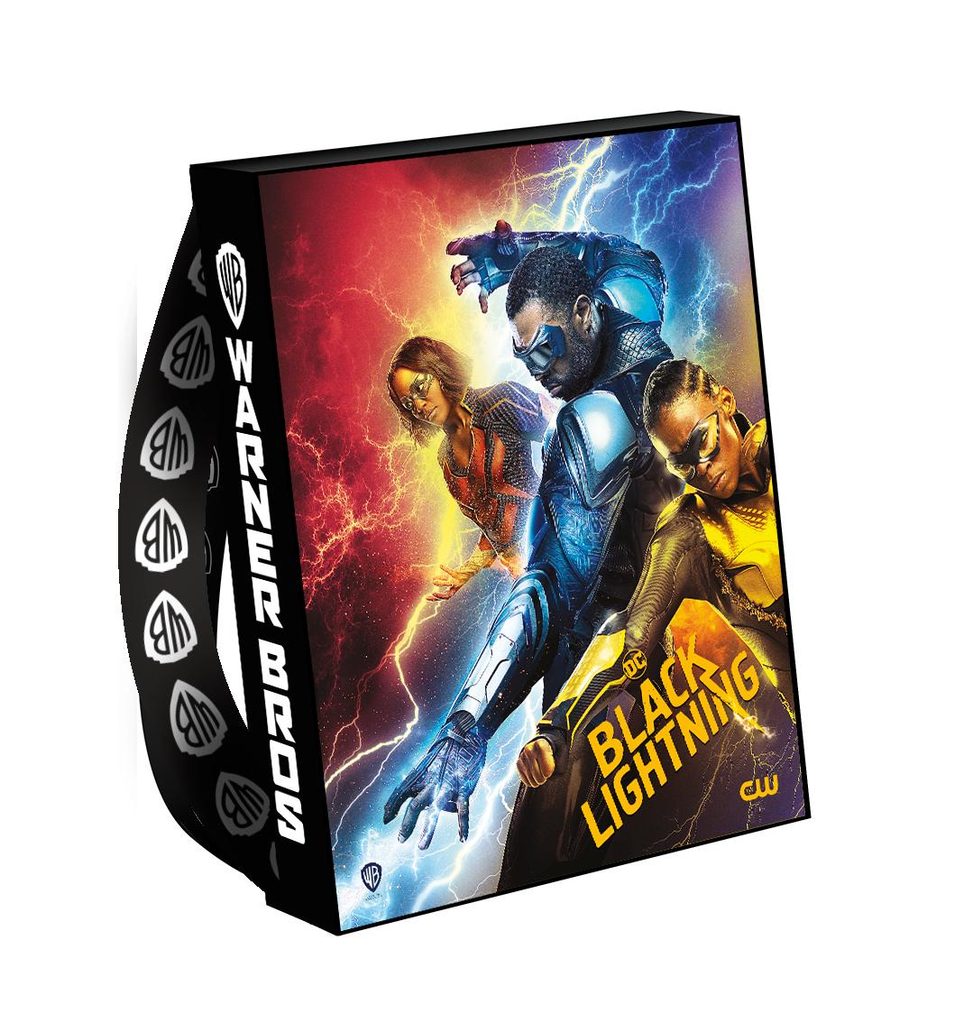 Black Lightning SDCC 2019 Bag