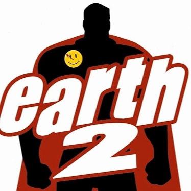 Earth-2 Comics Logo 2020