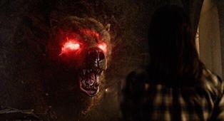 New Mutants Dani and the Demon Bear-a