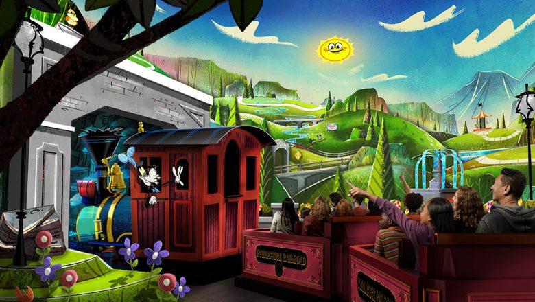 Runaway-Railway-art