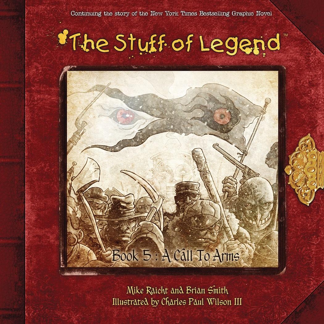 Stuff of Legend v5