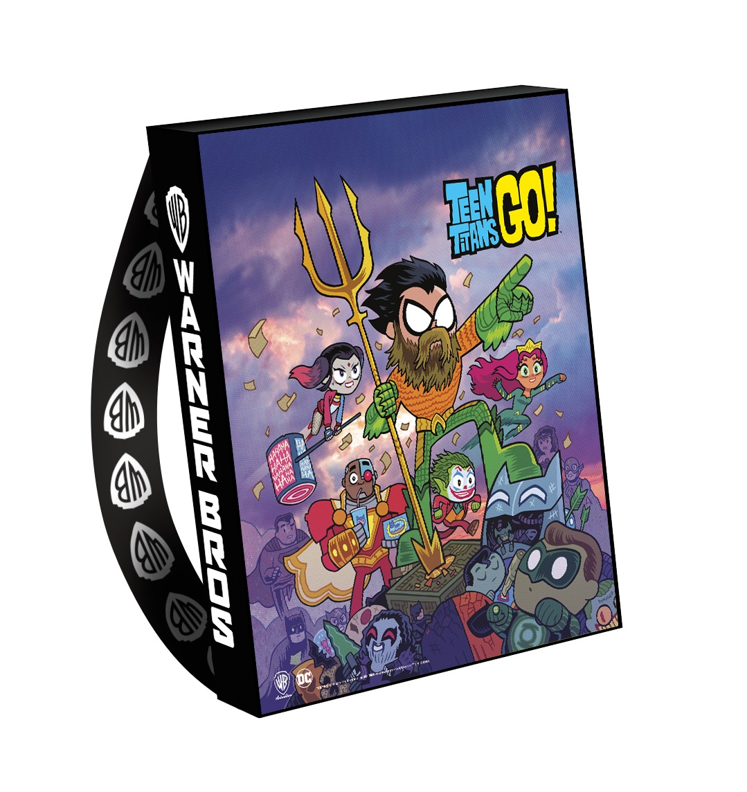 Teen Titans GO! SDCC 2019 Bag