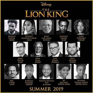 Disney Uncages The Full Trailer For The Lion King – Fanboy
